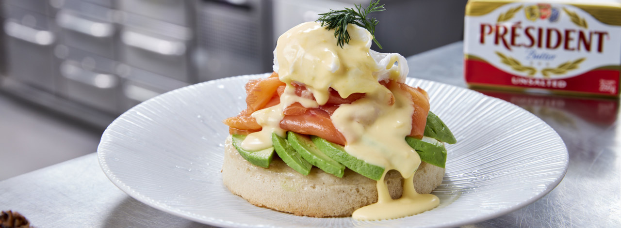 Sourdough-Crumpet-Smoked-Salmon-with-President-Yuzu-Hollandaise-banner_3840x1414_acf_cropped