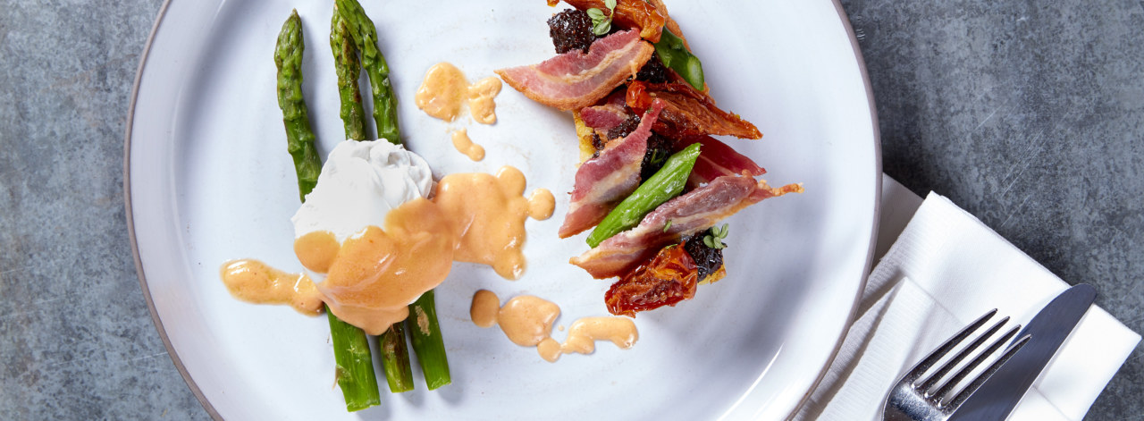 President-Butter-Rosti-with-Poached-Egg-and-Bacon-Coffee-Jam-Banner_3840x1414_acf_cropped